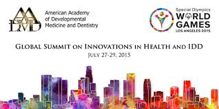 Global Summit on Innovations in Health and I/DD