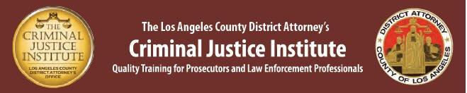 Criminal Justice Institute